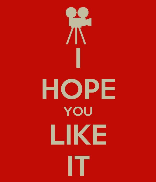 i you like it poster gerard keep calm o matic