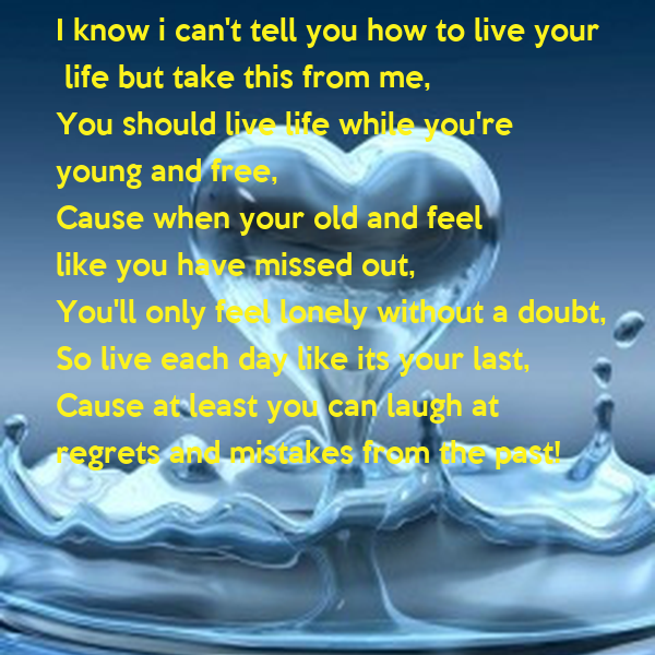 tell me how to live audioslave
