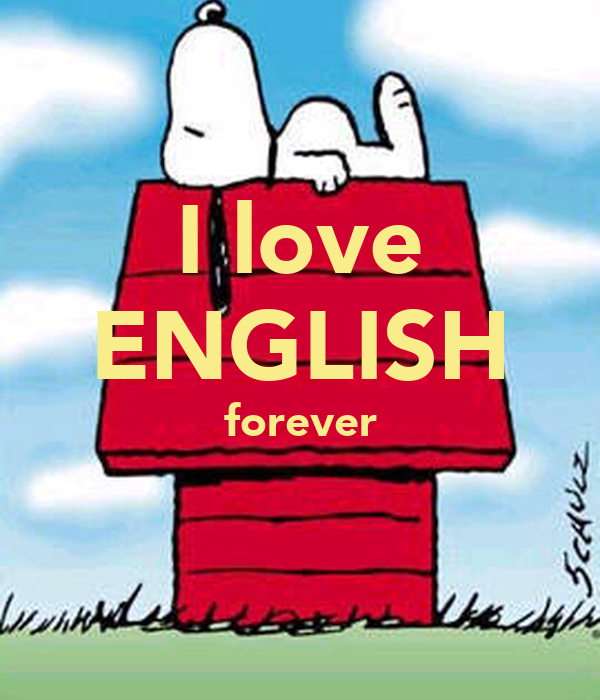 forever love english: