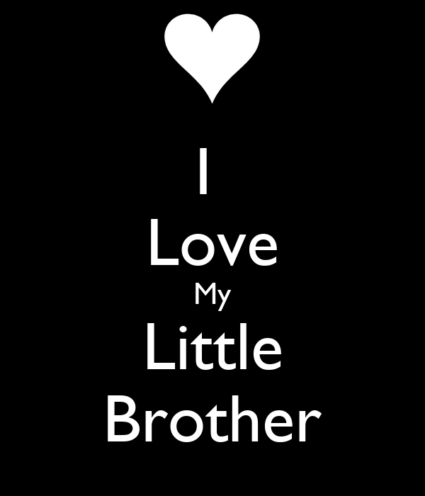 I Love You Little Brother Quotes: BROTHER Quotes Like Success