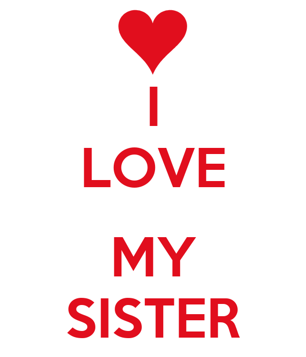 I dating my sister