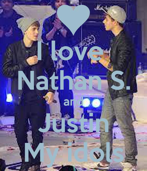 i Love Nathan Wallpaper i Love Nathan s And Justin my