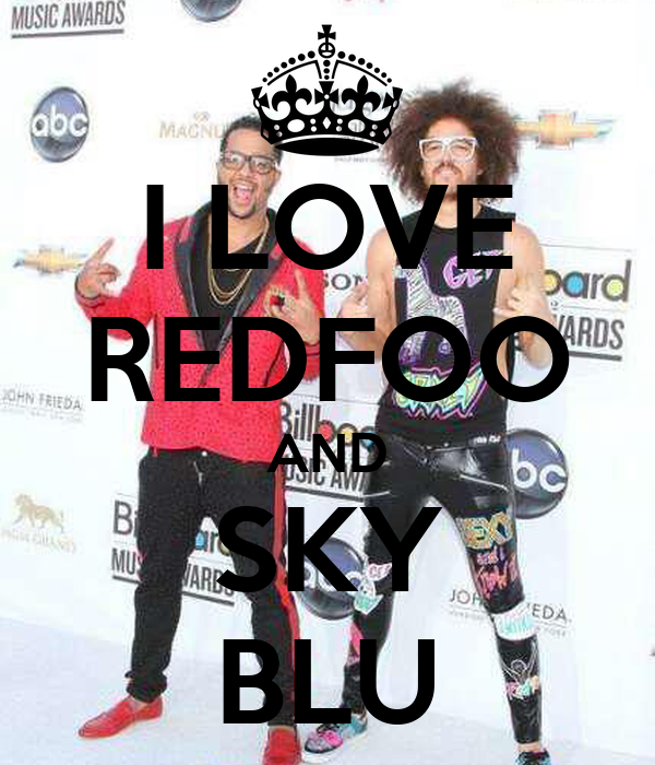 redfoo and sky blu relationship poems