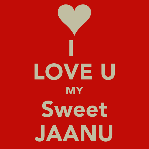 Wallpaper I Love You Janu : I love u janu wallpapers
