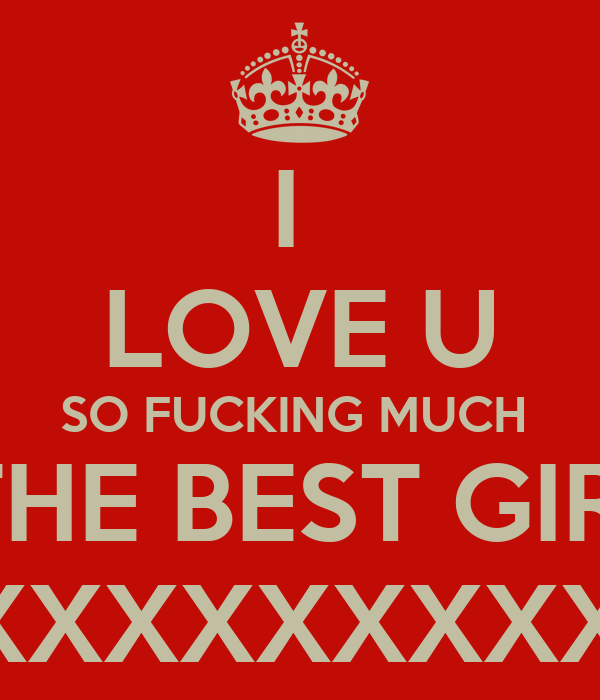 good looking girlfriend you are the best