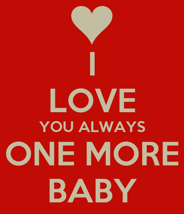I Love You Bab