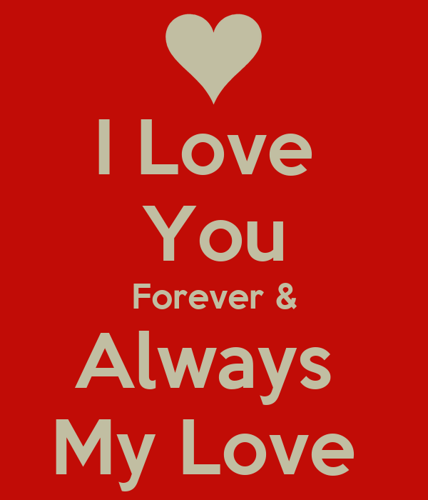 Wallpaper Love U Forever : I Love You Forever Wallpaper Auto Design Tech