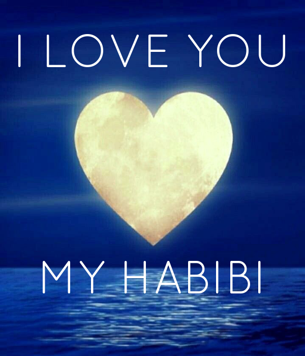 i love you my habibi - Habibi Meaning - What Is The Meaning Of Habibi ?