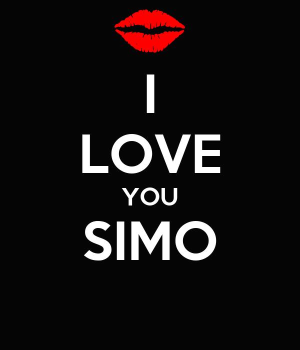 I love you simo poster nuxoo keep calm o matic i love you simo thecheapjerseys Choice Image
