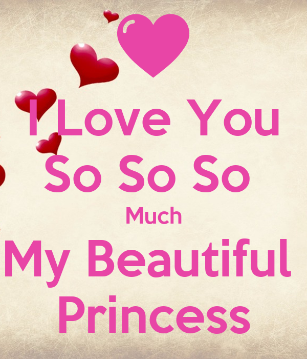 I Love You Princess Quotes Traffic Club