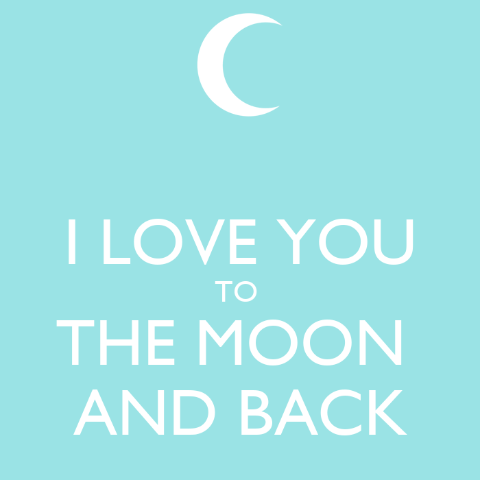 i love you to the moon and back iphone wallpaper. Black Bedroom Furniture Sets. Home Design Ideas
