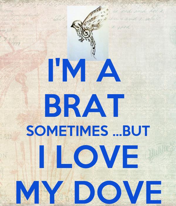 """My Lady Love, My Dove"""