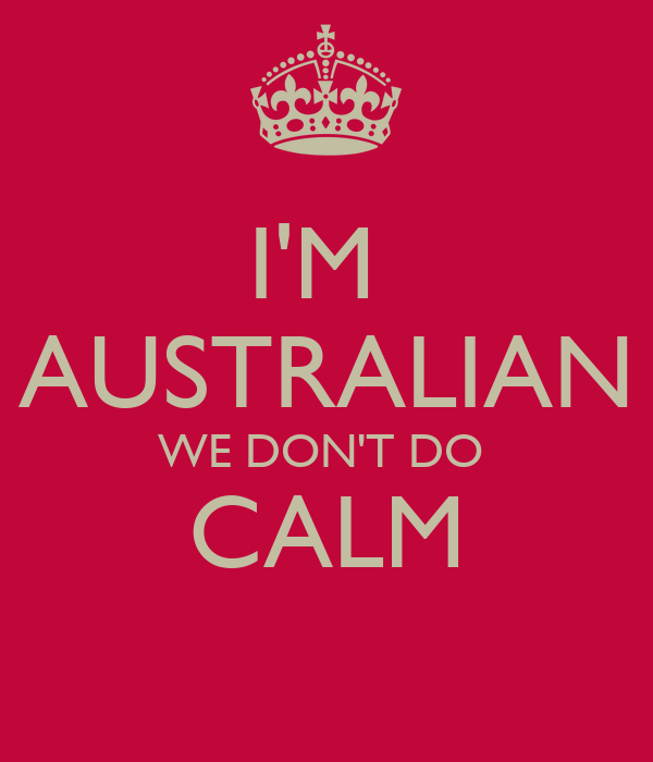 I dont date in Australia