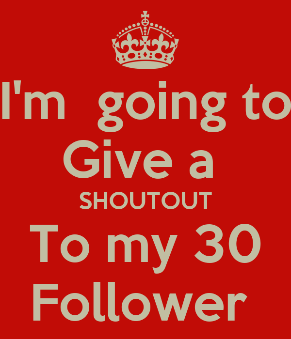 I m going to Give a SHOUTOUT Like For A Shoutout Instagram
