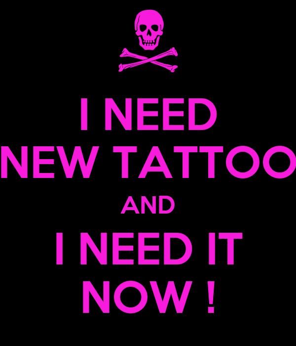 i need new tattoo and i need it now keep calm and