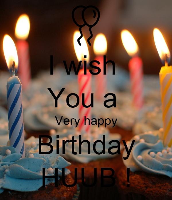 I Wish You A Very Happy Birthday Huub Poster Nicolette I Wish You A Happy Birthday