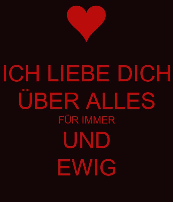 Liebe Dich Über Alles - Ich Liebe Dich Uber Alles Mein