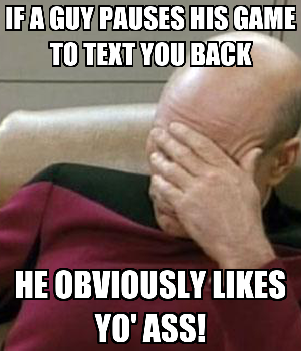 If a guy likes you he will text