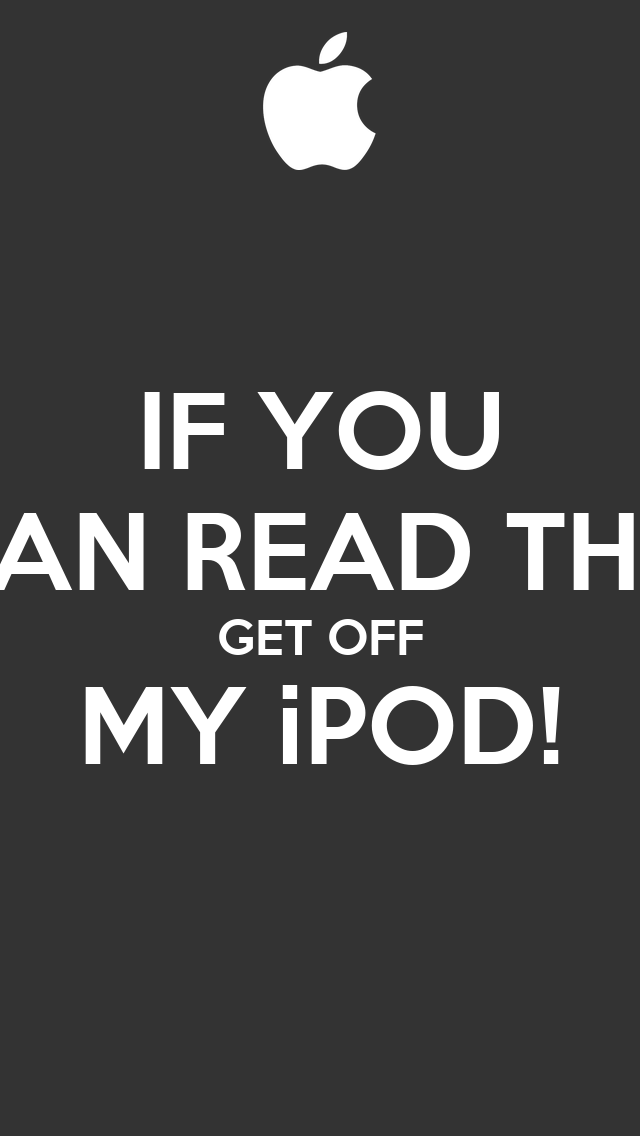 how to turn off my ipod