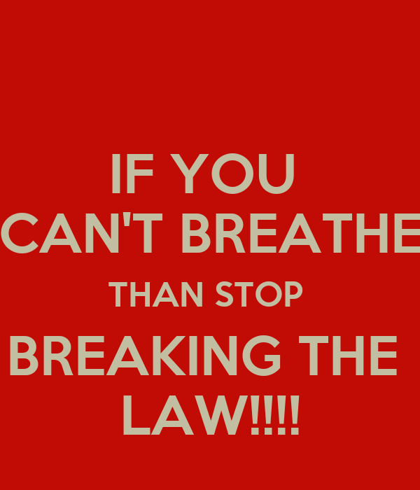 Can Breaking the Law Ever Be Justified?