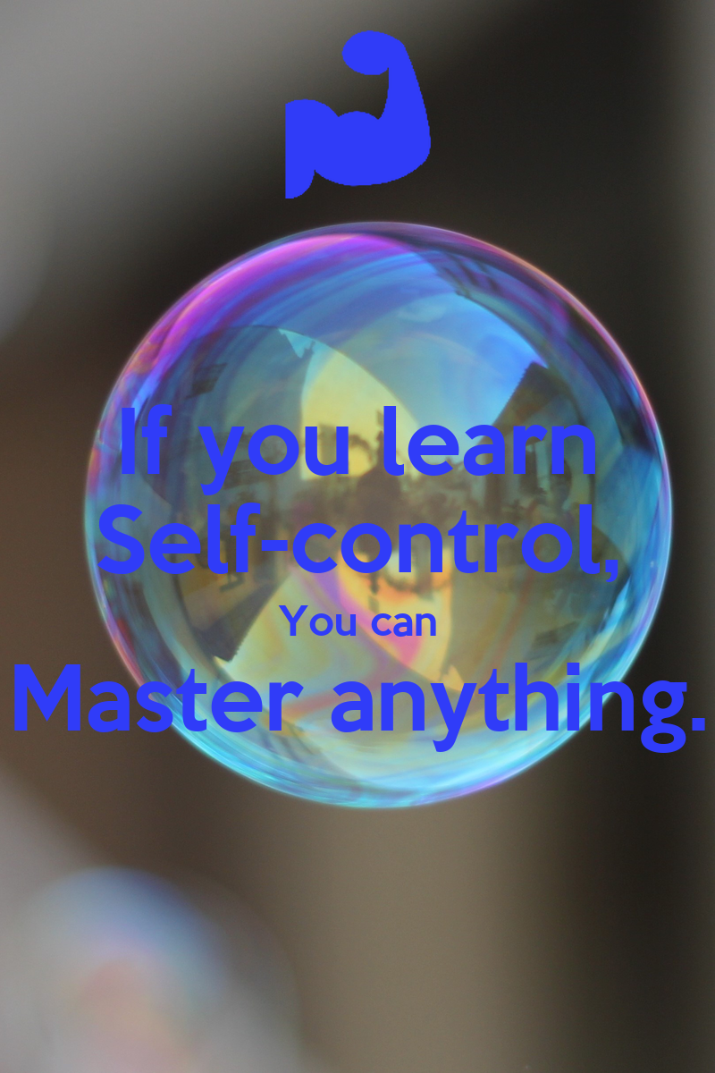 10 Strategies for Developing Self-Control | Psychology Today