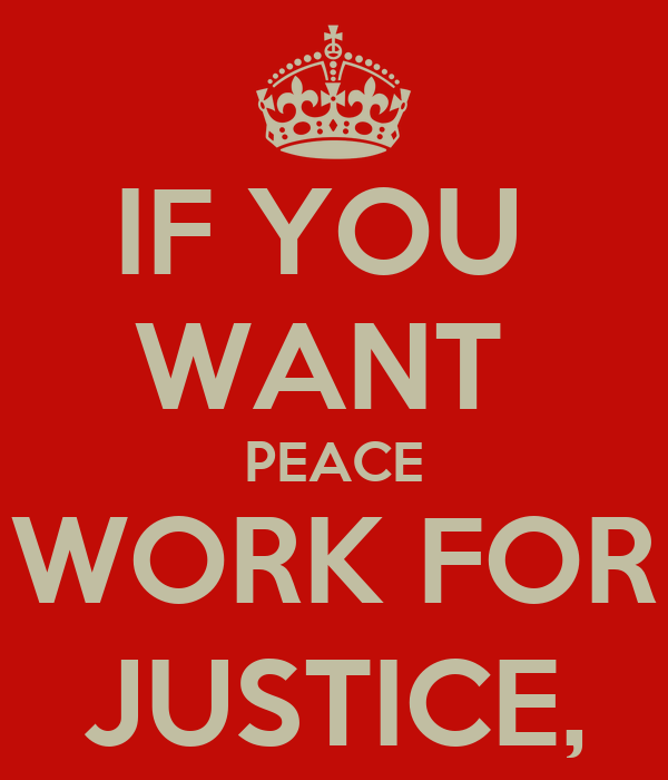 how to work at justice