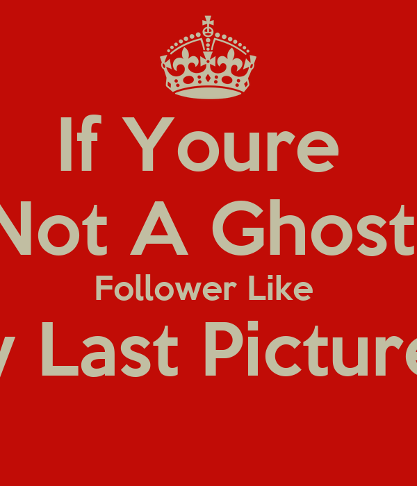 how to get ghost followers