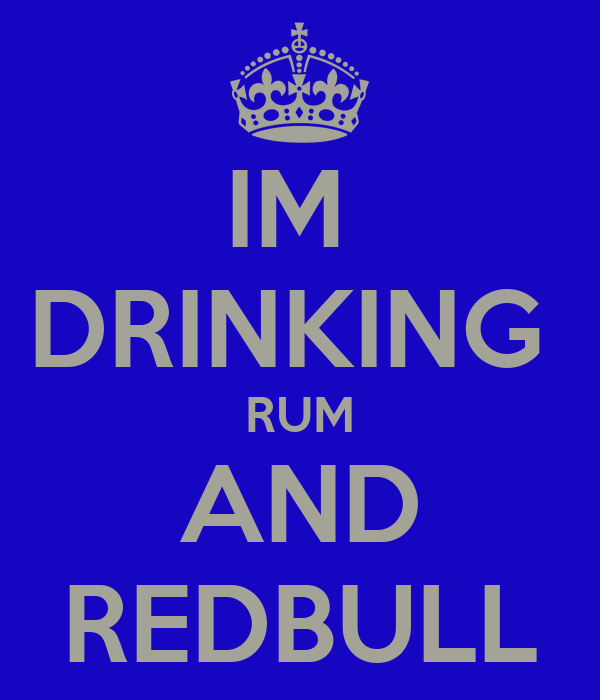 Drinking Rum And Redbull Download