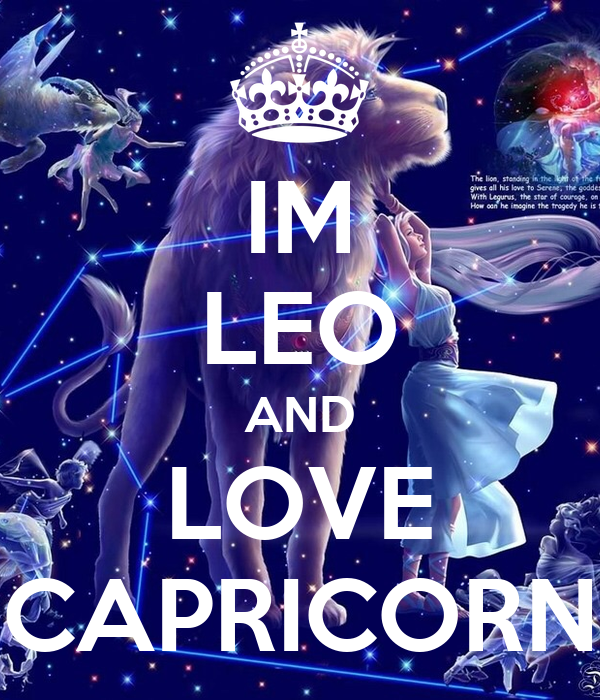 Leo And Capricorn Sex And Love 118