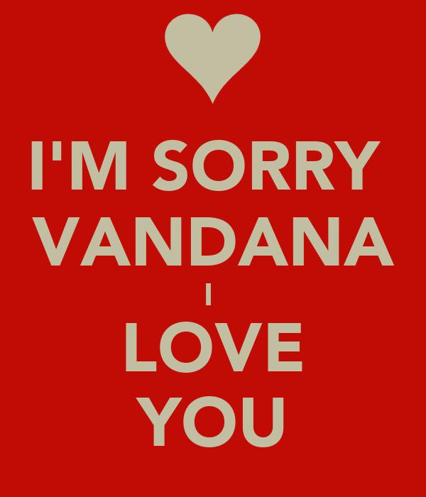 Im Sorry I Love You Meme