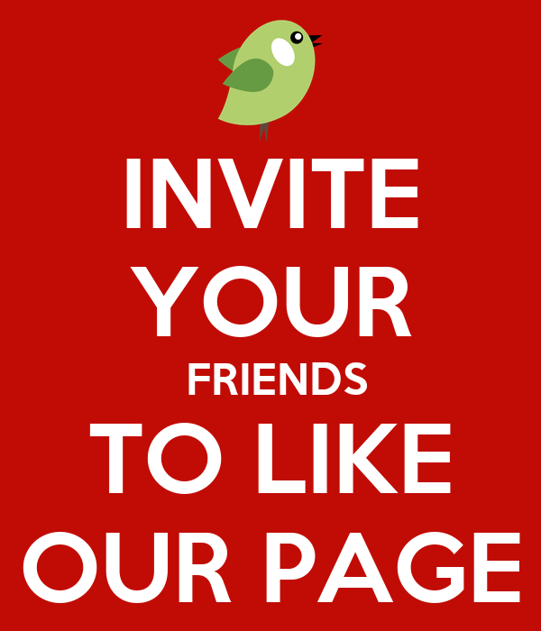 INVITE YOUR FRIENDS TO LIKE OUR PAGE Poster | LATIFA ...