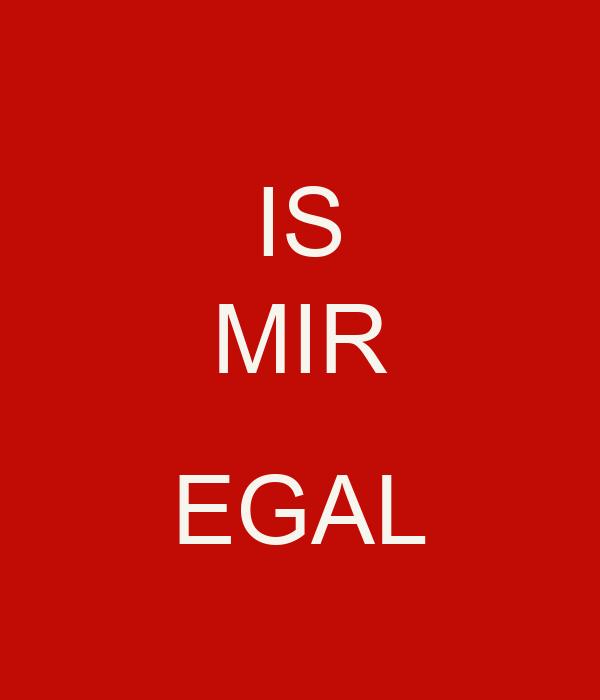 Mir Egal English