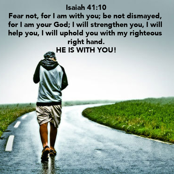 Isaiah 41 10 Iphone Wallpaper