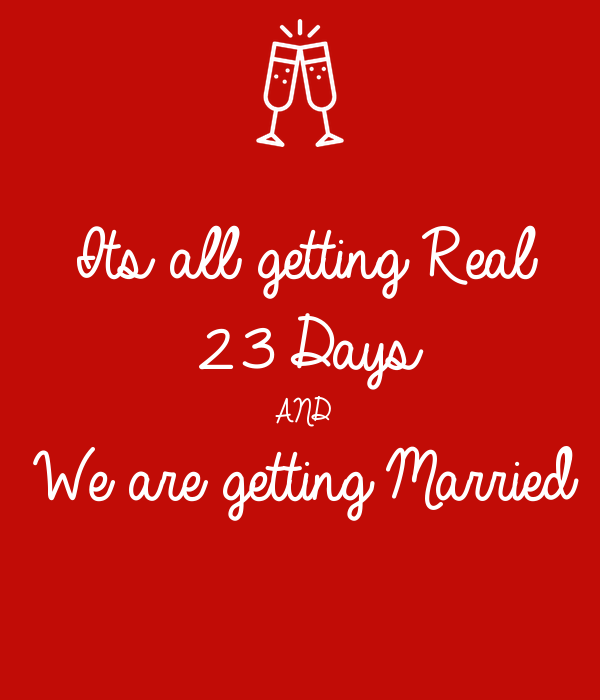 Married at 23