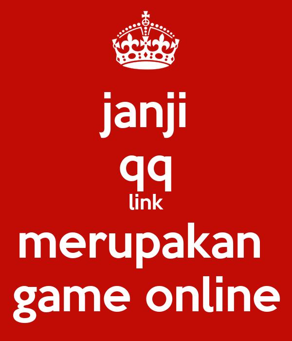 Janji Qq Link Merupakan Game Online Poster Janjiqqlink Keep Calm O Matic