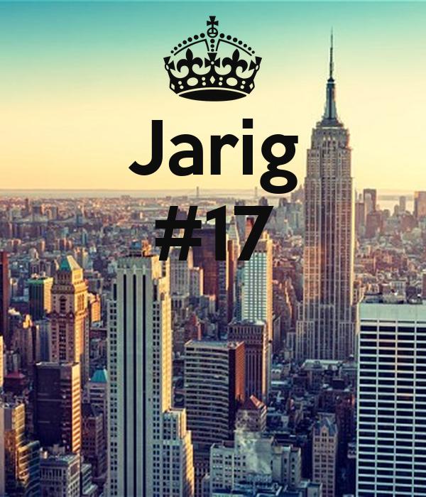 jarig 17 Jarig #17 Poster | Remco | Keep Calm o Matic jarig 17