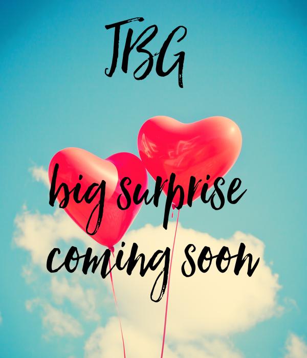 Jbg Big Surprise Coming Soon Poster Newsita Keep Calm O Matic