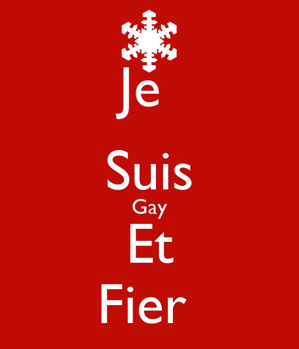 en español je suis gay