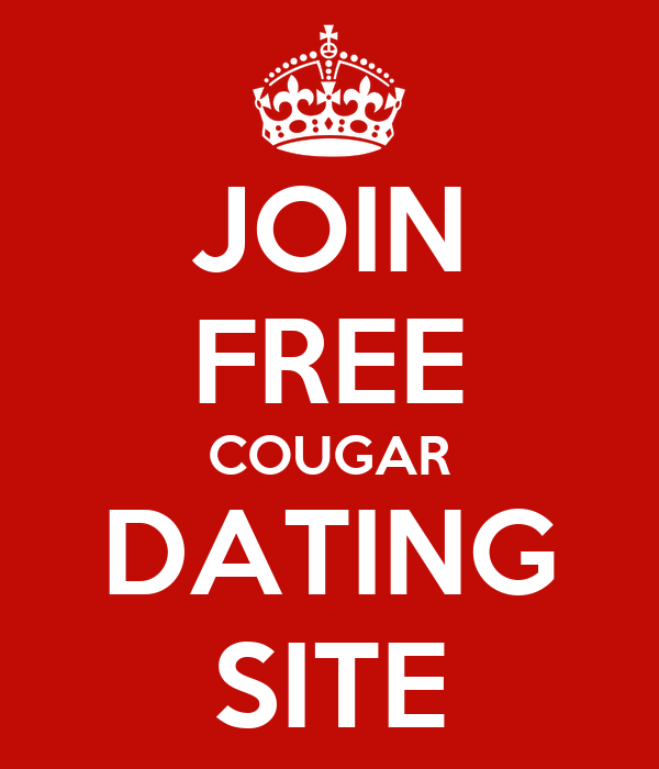 Free cougar dating site 5 BEST