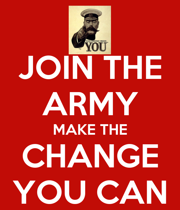 how to join the army