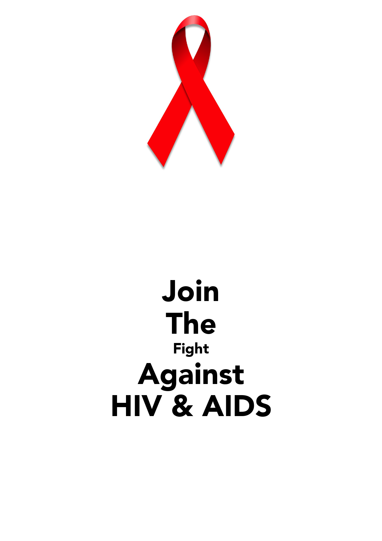 essay on a battle against aids
