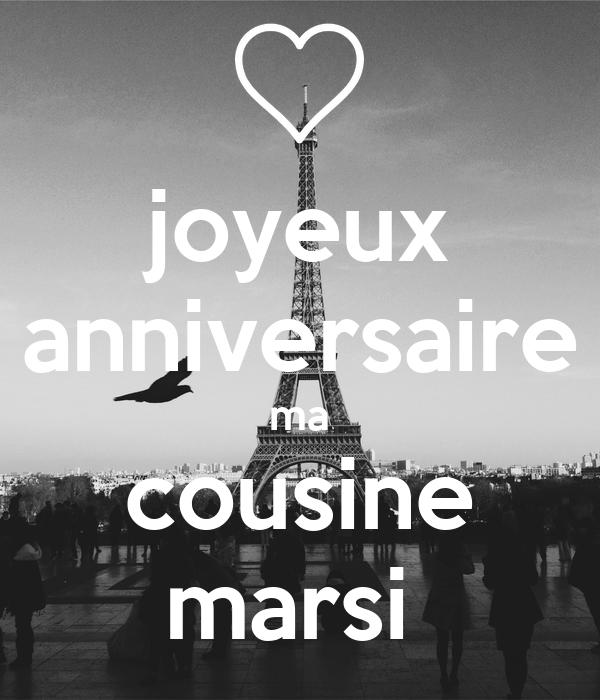 Joyeux Anniversaire Ma Cousine Marsi Poster Matilda Keep Calm O