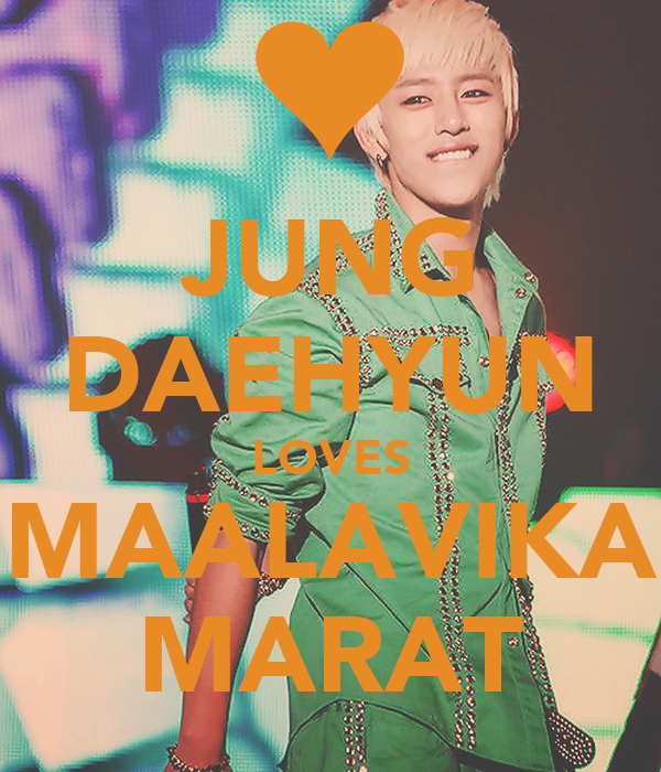 Daehyun Iphone Wallpaper Jung Daehyun Loves Maalavika