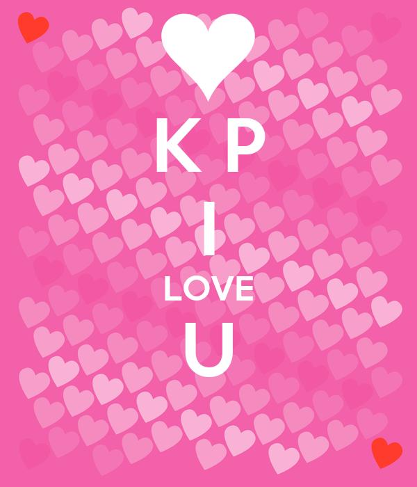 K P I LOVE U