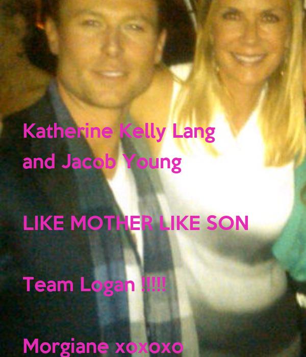 Katherine kelly lang young
