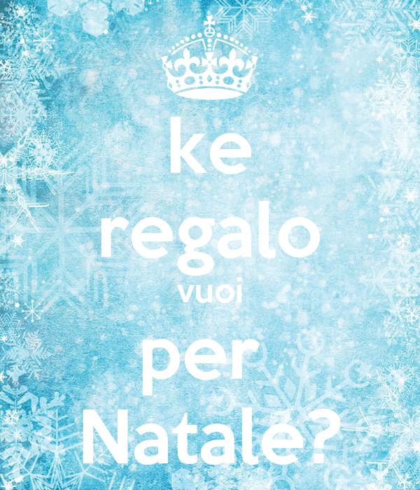 Ke regalo vuoi per natale poster ari keep calm o matic for Regalo per cognata natale