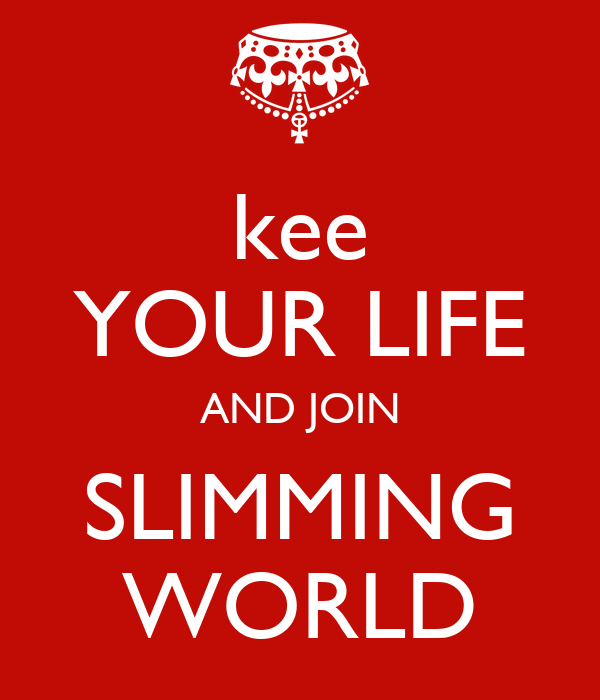 Kee Your Life And Join Slimming World Keep Calm And