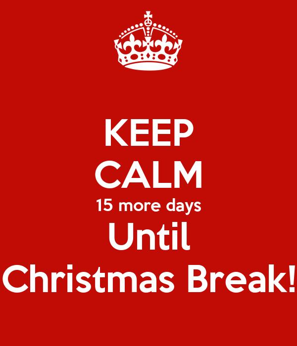 Days Till Christmas Uk.How Many Days Till Christmas Break Thecannonball Org