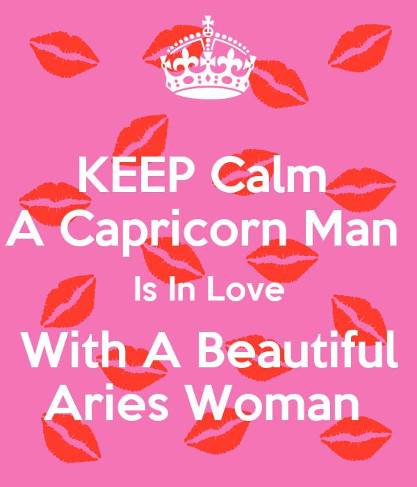 capricorn woman aries romance