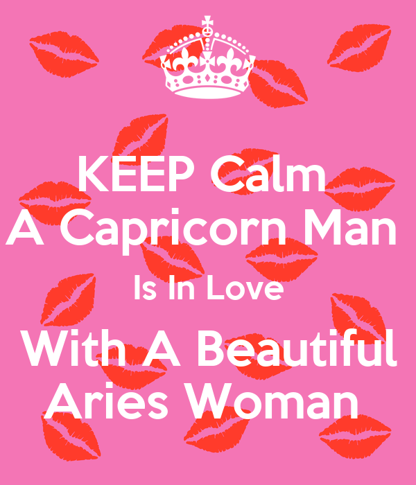 Capricorn Aries Man Sexually Woman